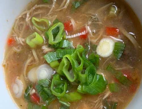 Pikante-Asia-Suppe