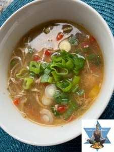 pikante Asia-Suppe