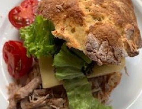 Keto-Burger-Buns
