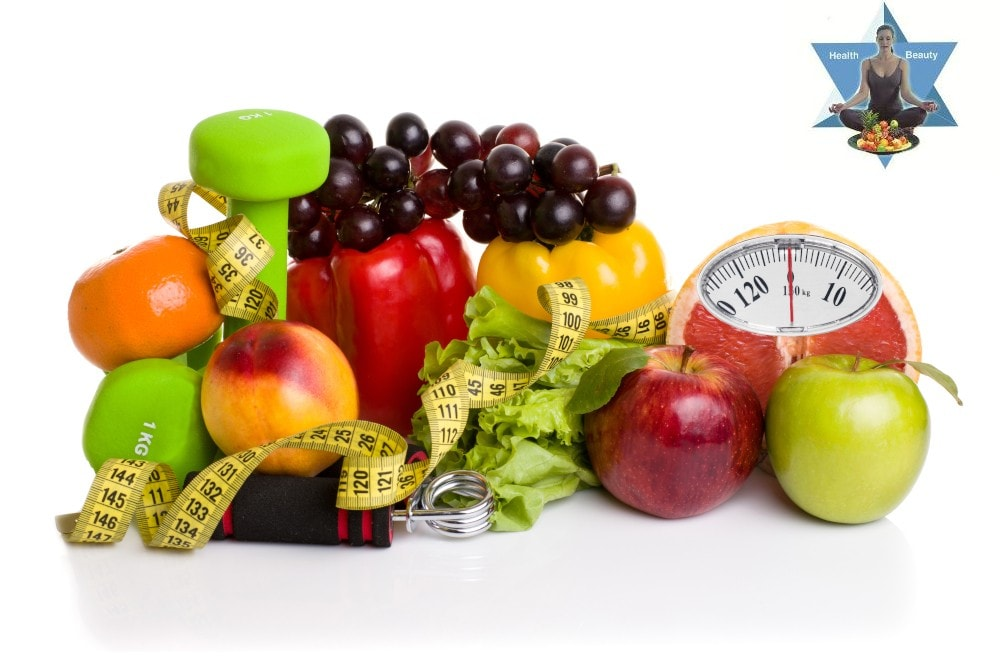Obst und Gemüse Diät