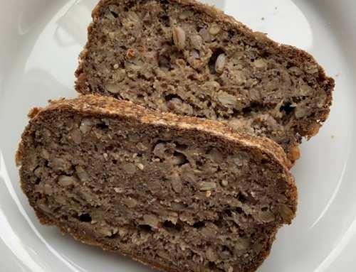 Gersten-Hafer-Brot mit Beta-Glucan