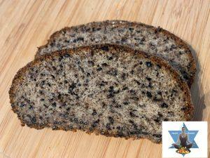 Kartoffelfaser glutenfreies Low Carb Brot