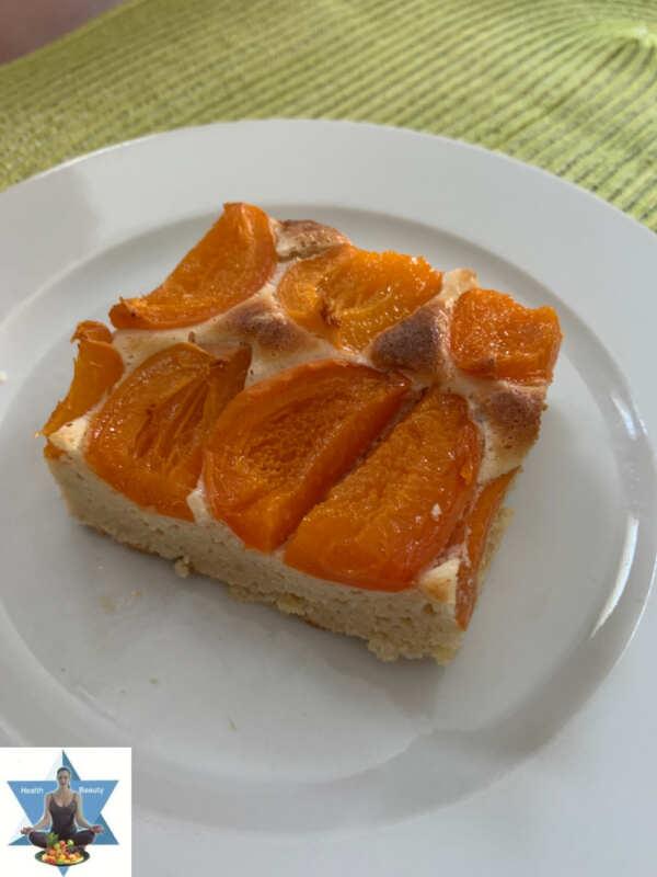 Marillenkuchen Aprikosenkuchen