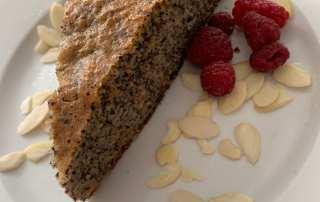 Mohn-Nuss-Kuchen