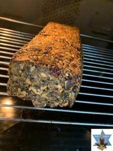NurKornBrot Brot Low Carb ohne Mehl