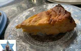 Topfen Quark Mascarpone Kuchen low carb ohne Zucker