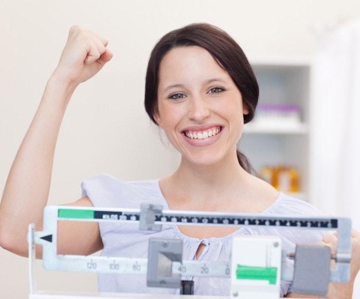 Gewichtsreduktion Unverträglichkeit Stoffwechseldiät