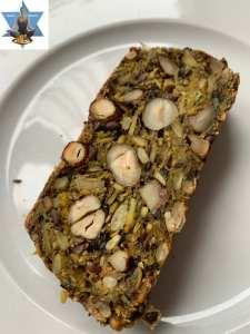 Nurkorn-Brot low Carb Brot